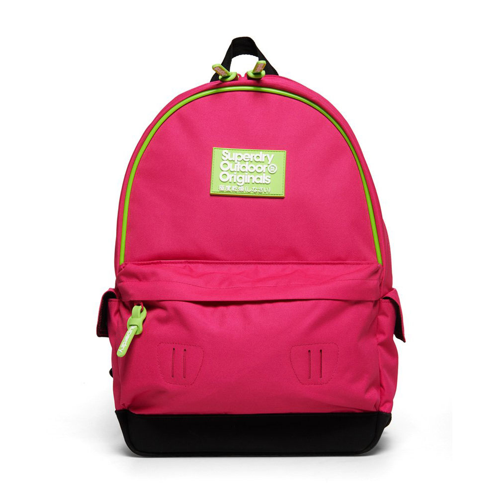 Superdry Montana Strobe Light Backpack Pink
