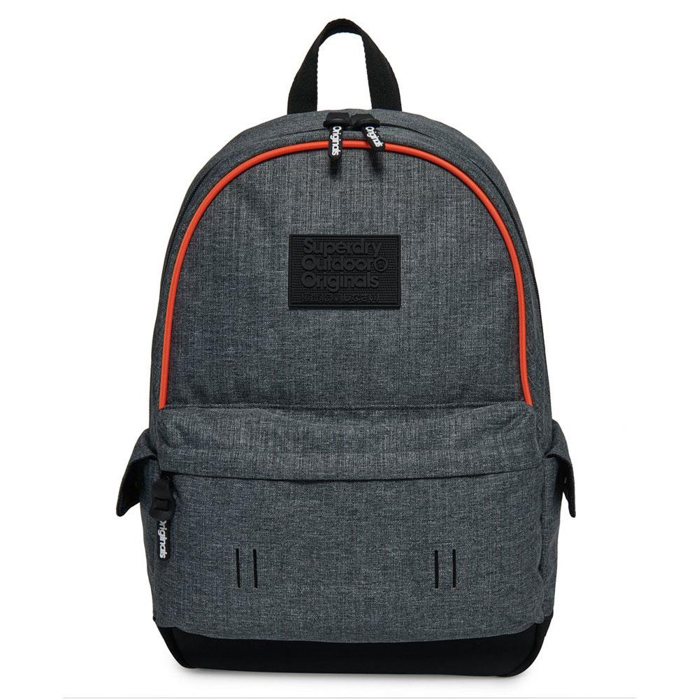 Superdry Montana Strobe Light Backpack Grey Marl