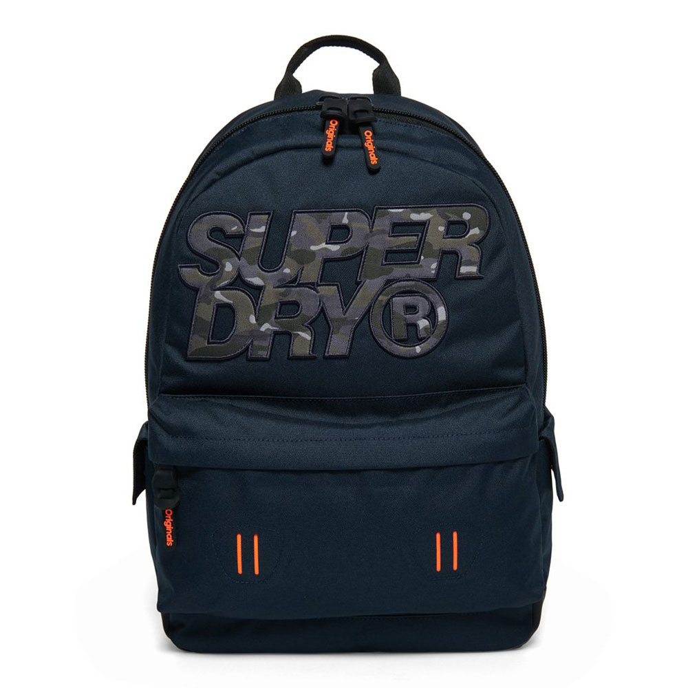 Superdry Montana Backpack Camo Infil Lineman