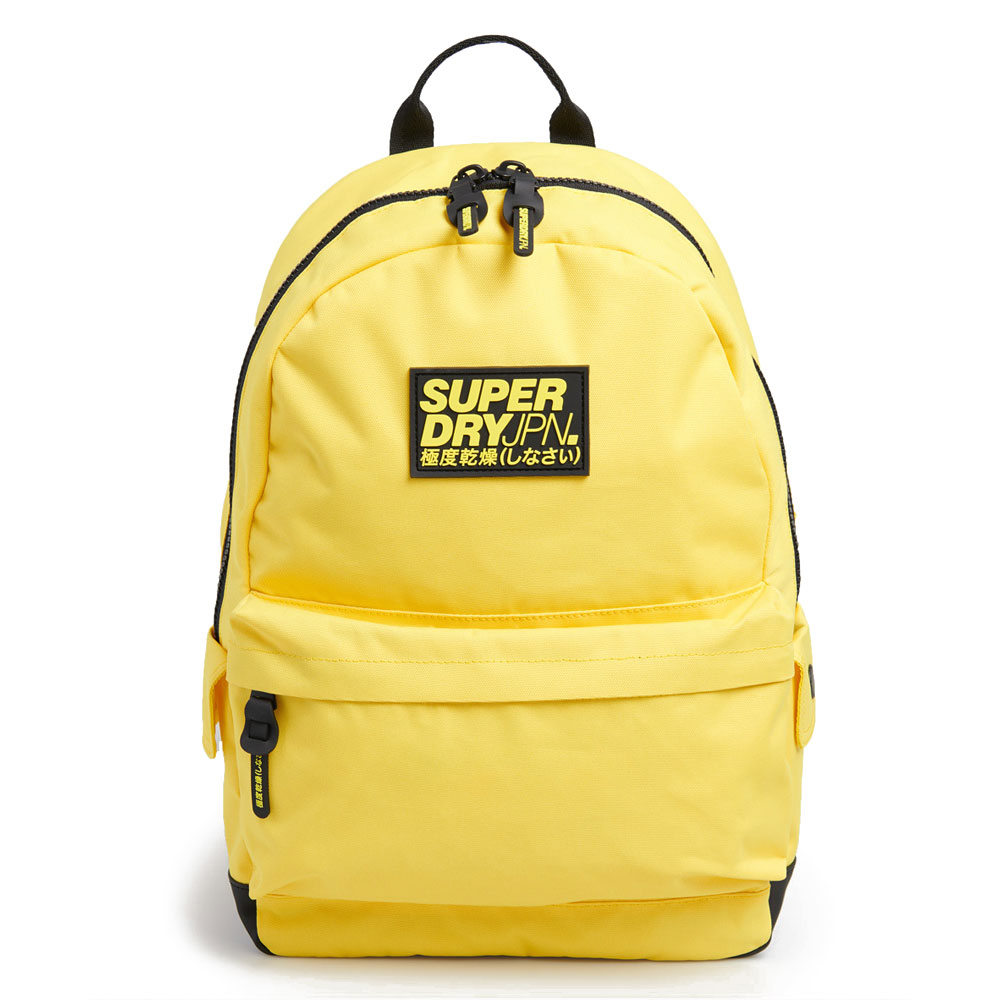 Superdry Montana Classic Backpack Citrus Yellow
