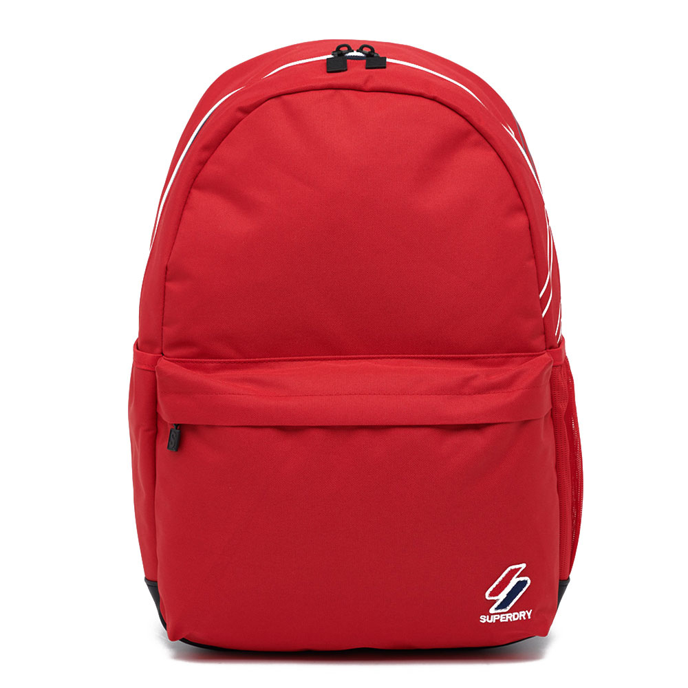 Superdry Montana Sportstyle Backpack Risk Red
