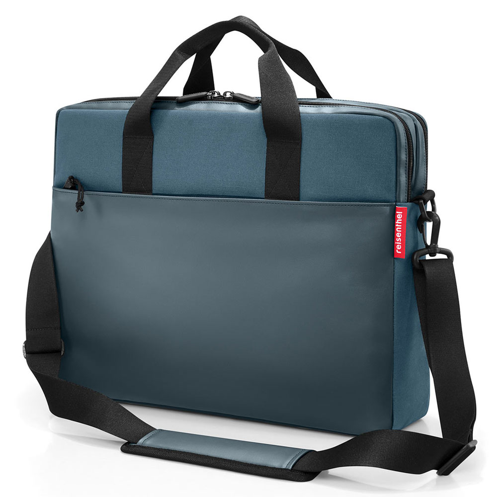 Reisenthel Workbag Laptoptas Canvas Blue