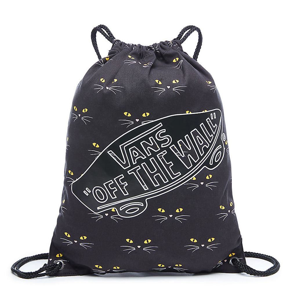 Vans Benched Bag Novelty Black Cat