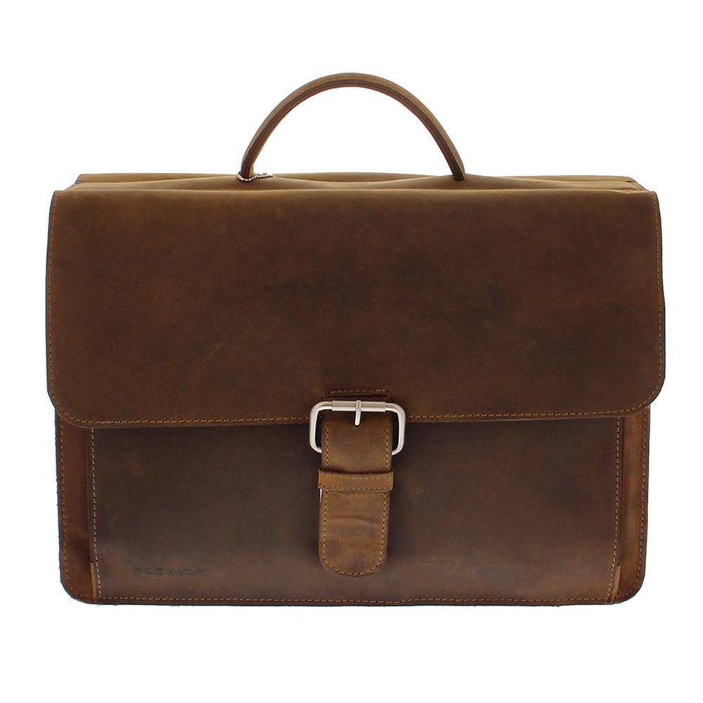 Plevier Business/ Laptoptas Vintage 3-Vaks 15.6