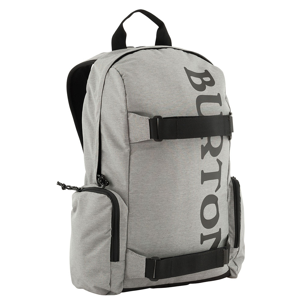 Burton Emphasis Pack Rugzak Grey Heather