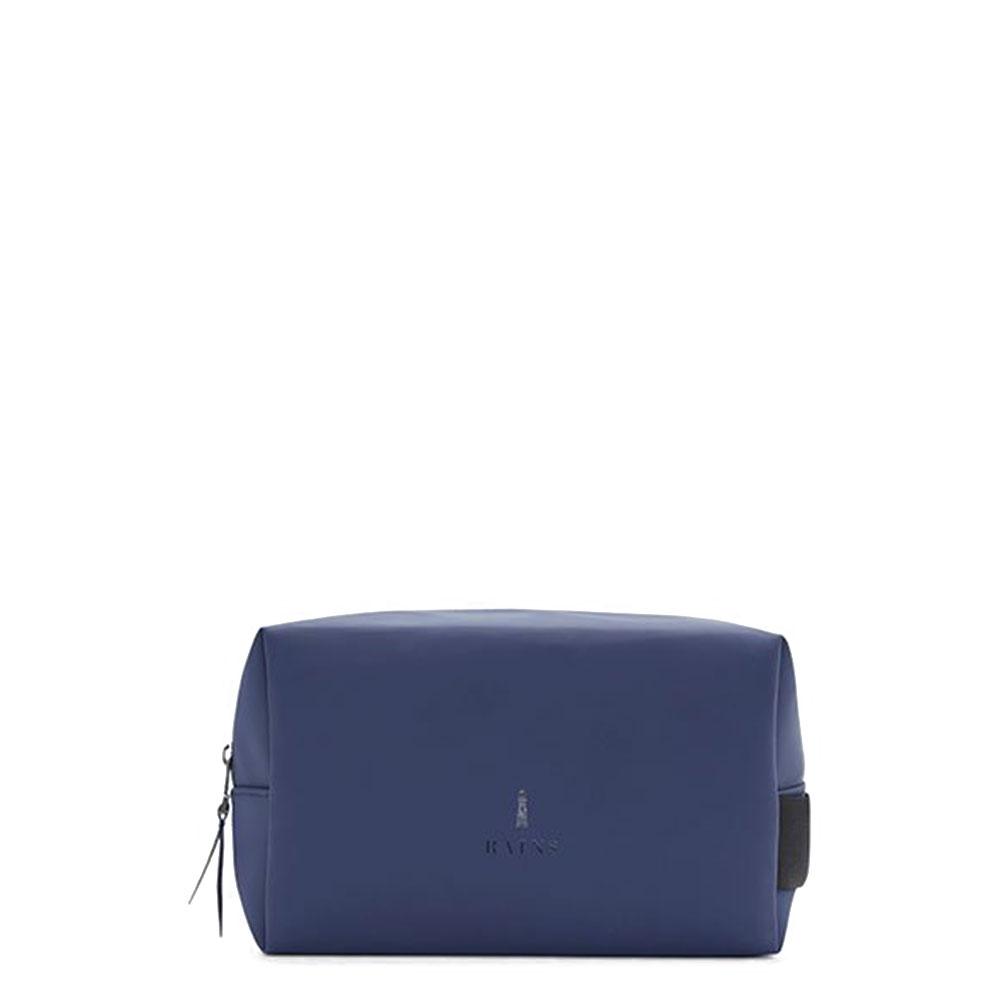 Rains Original Wash Bag Small blue