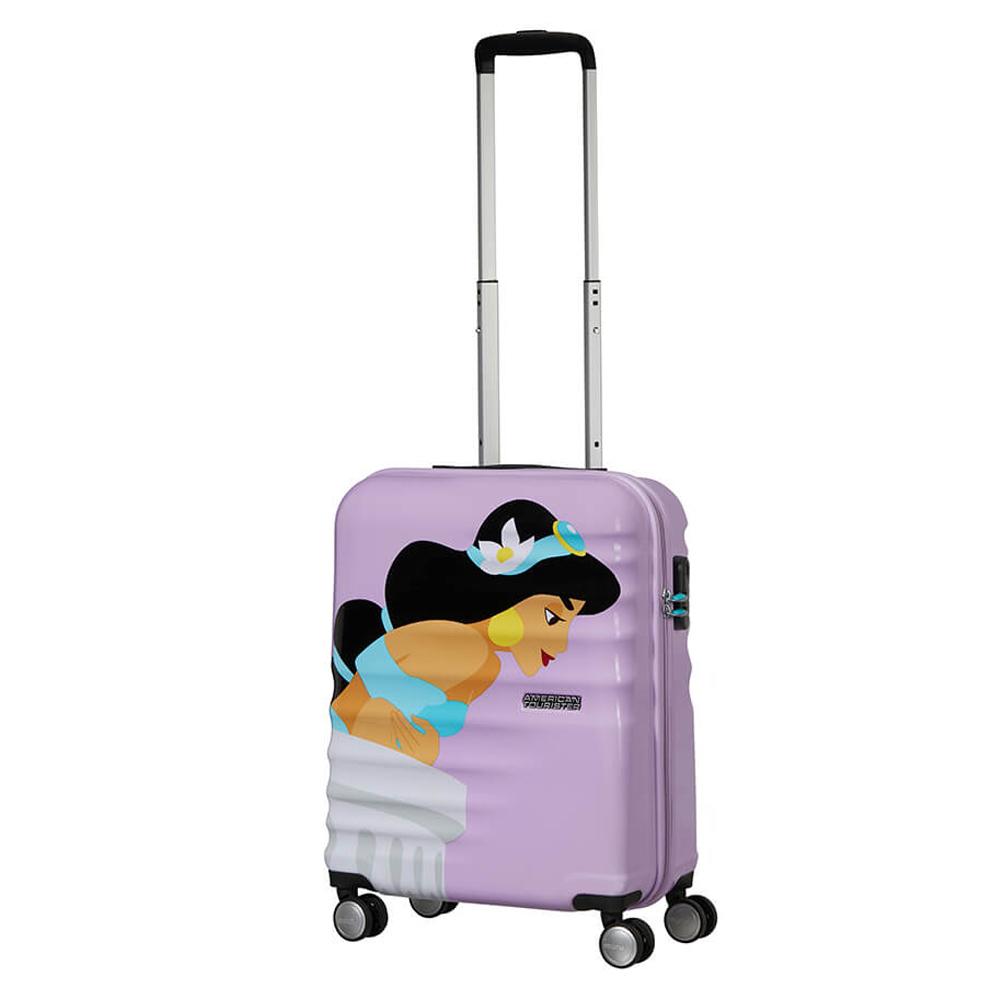 American Tourister Wavebreaker Disney Spinner 55 Jasmine
