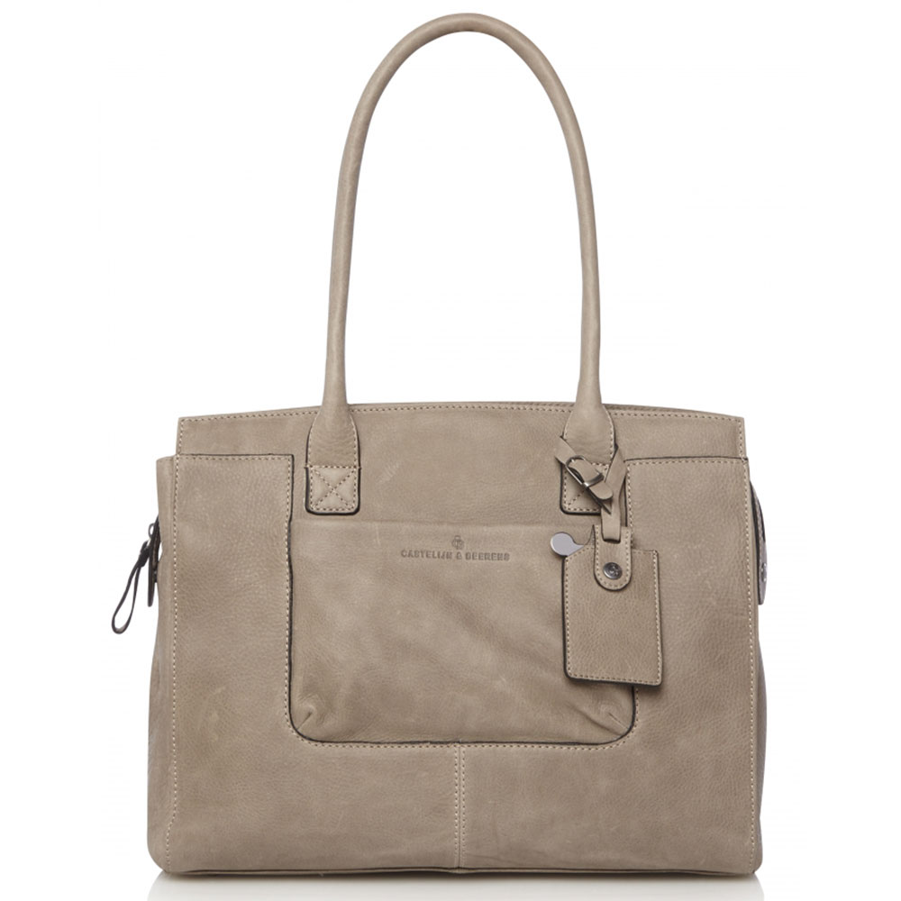 Castelijn en Beerens Carisma Ladies Business Bag 9664 Grijs