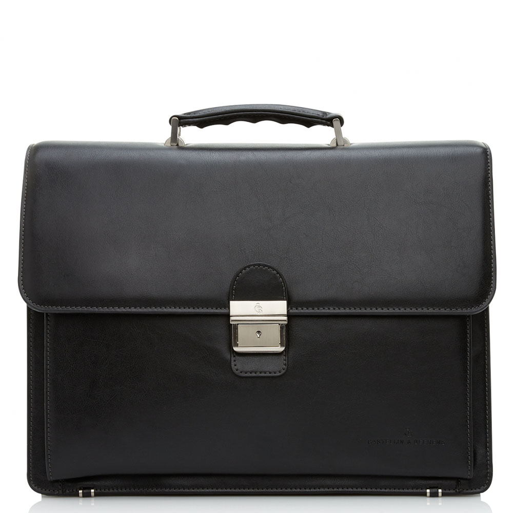 Castelijn & Beerens Realta Laptoptas 15.4'' 9598 Zwart