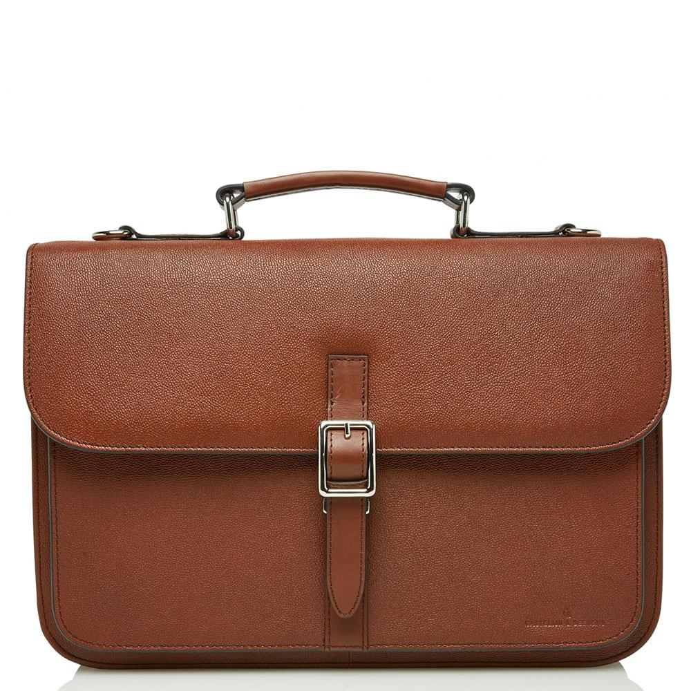 Castelijn & Beerens Vivo Laptoptas 13.3' RFID Cognac 9597
