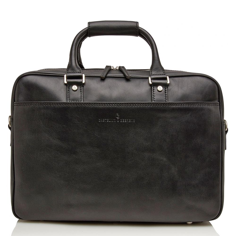 Castelijn & Beerens Verona Business RFID Laptoptas 15.6'' Zwart 9472
