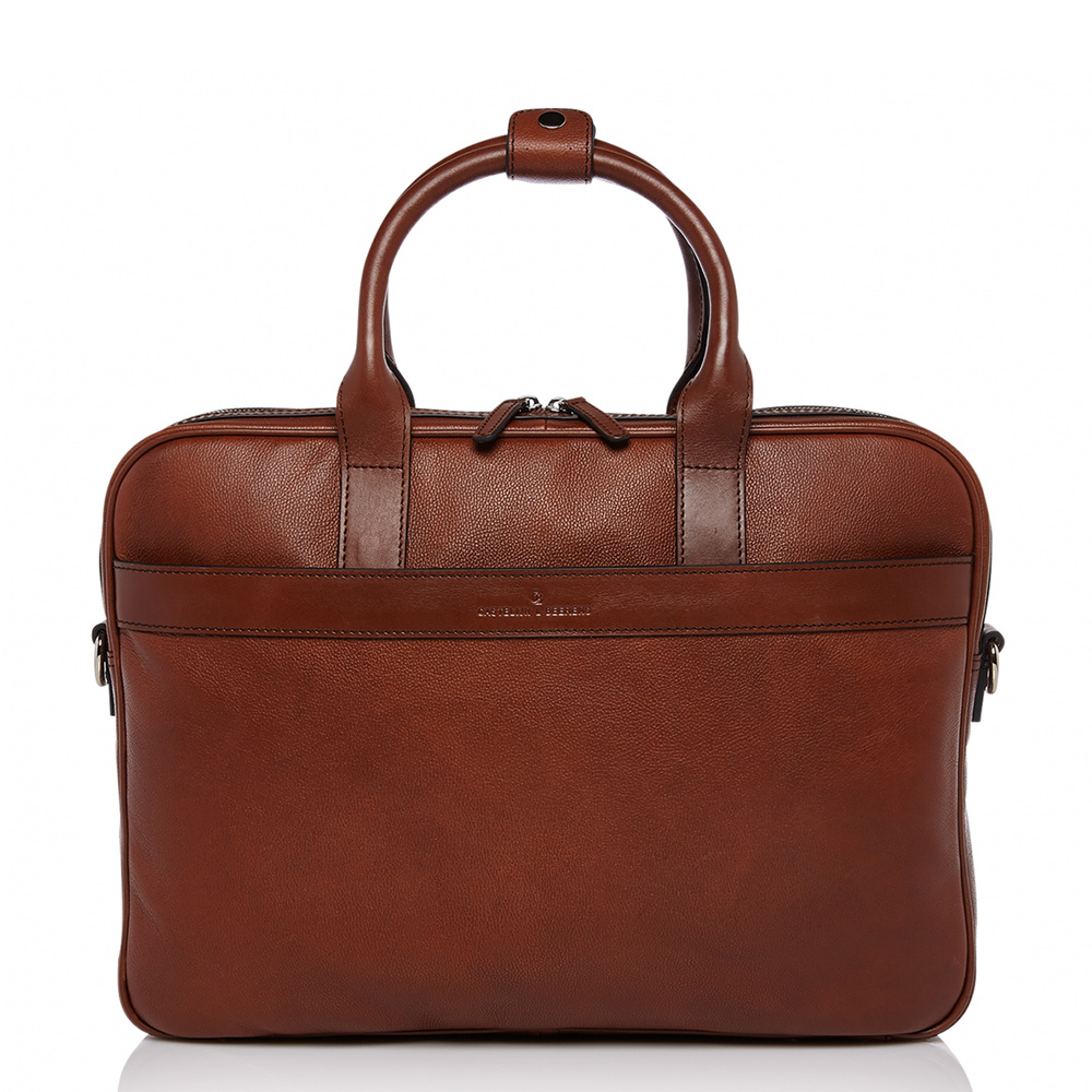Castelijn & Beerens Vivo Laptoptas 15.6'' RFID Cognac 9472