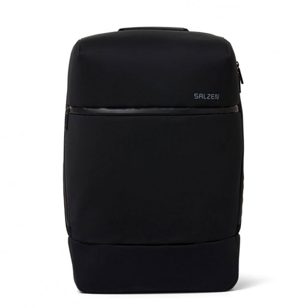 Salzen Sharp Fabric Business Backpack Phantom Black