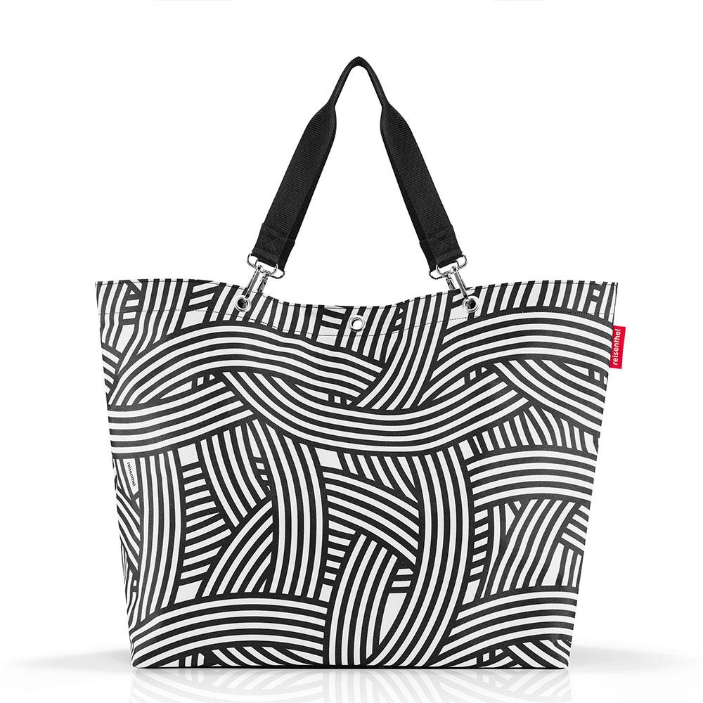 Reisenthel Shopper XL - Strandtas Zebra