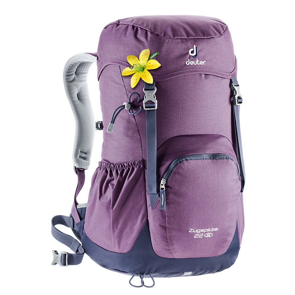 Deuter Zugspitze 22 Backpack Plum/Navy