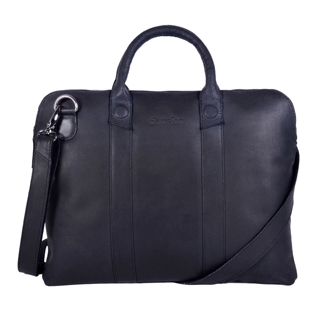 DSTRCT Fletcher Street Business Laptoptas 11.6'' Black