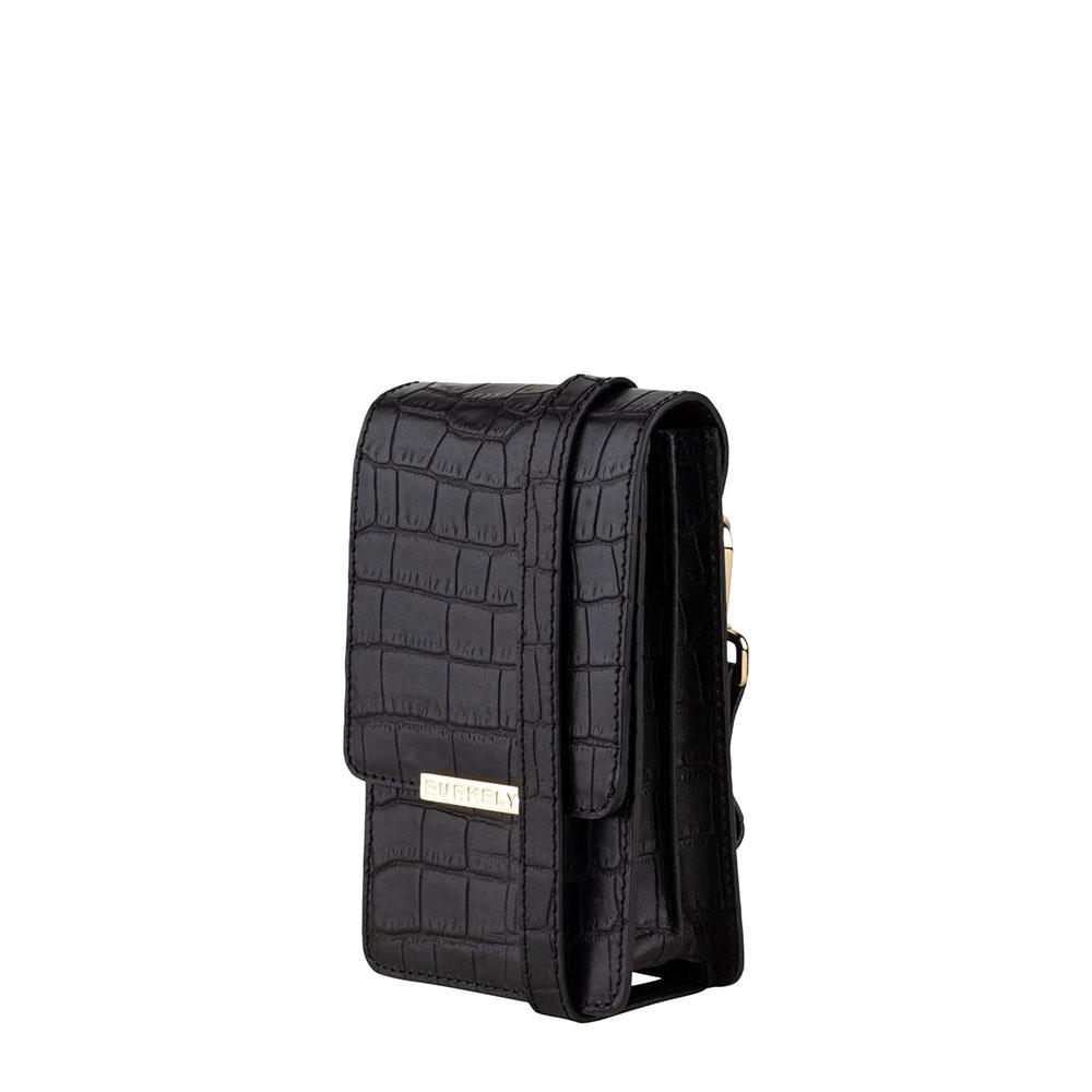 Burkely Winter Specials 2020 Phonebag Black