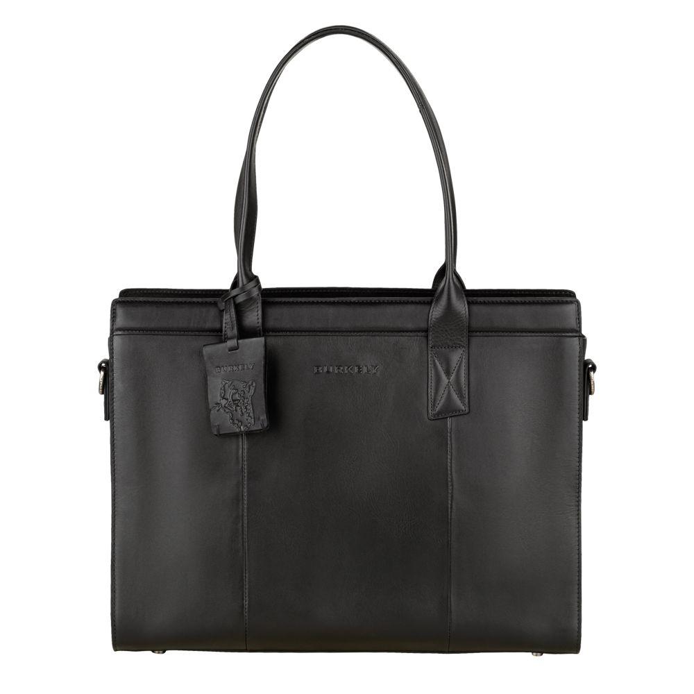 Burkely Suburb Seth Handbag M Black