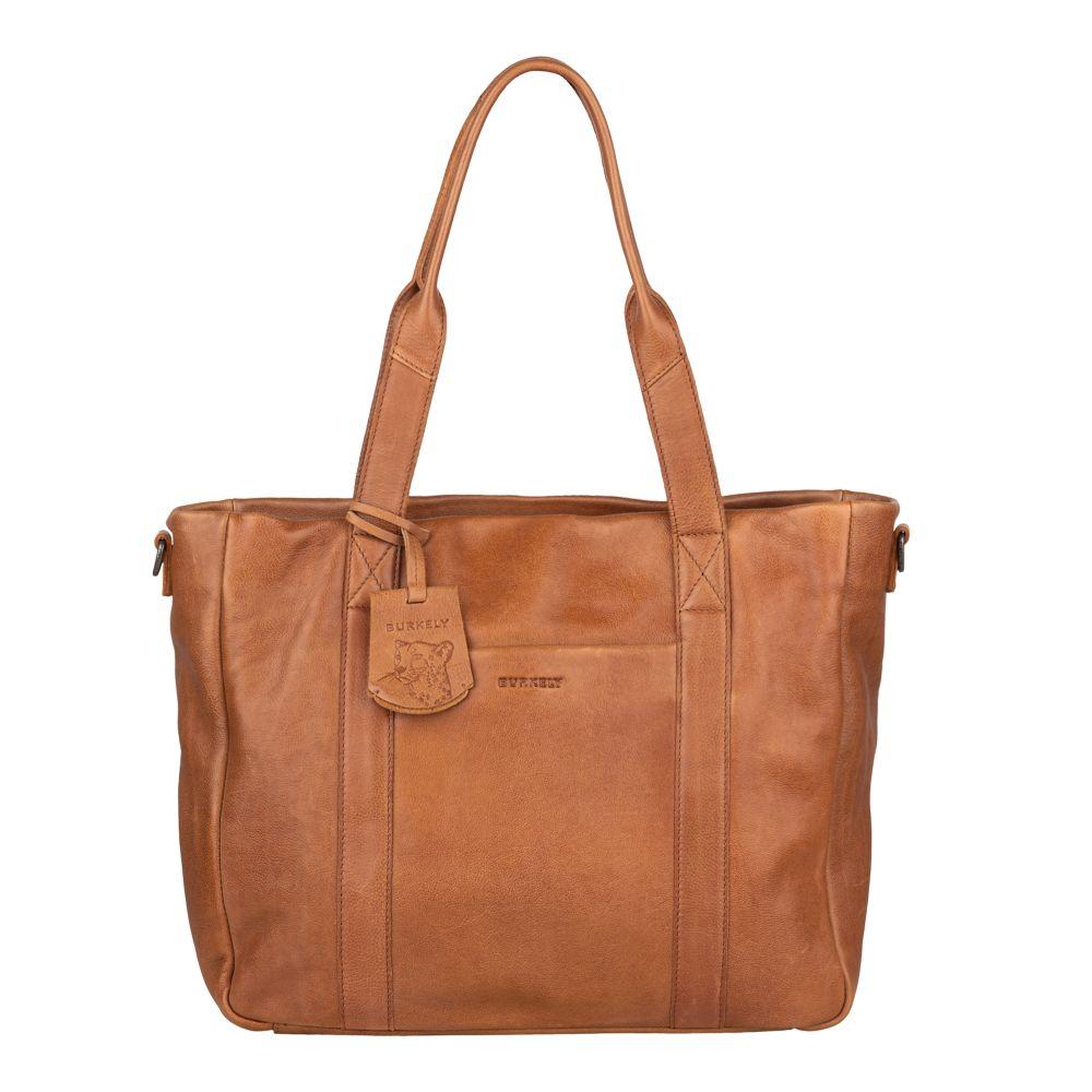 Burkely Just Jackie Workbag 14 Cognac