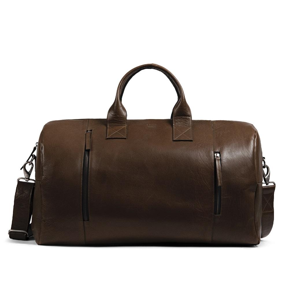 Still Nordic Clean XL Weekend Bag Brown