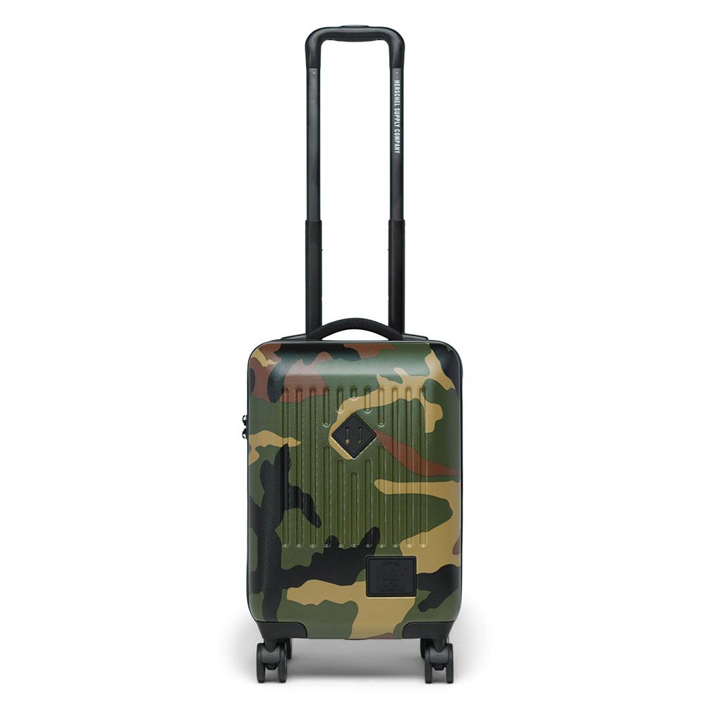 herschel trade carry on koffer woodland camo. Black Bedroom Furniture Sets. Home Design Ideas
