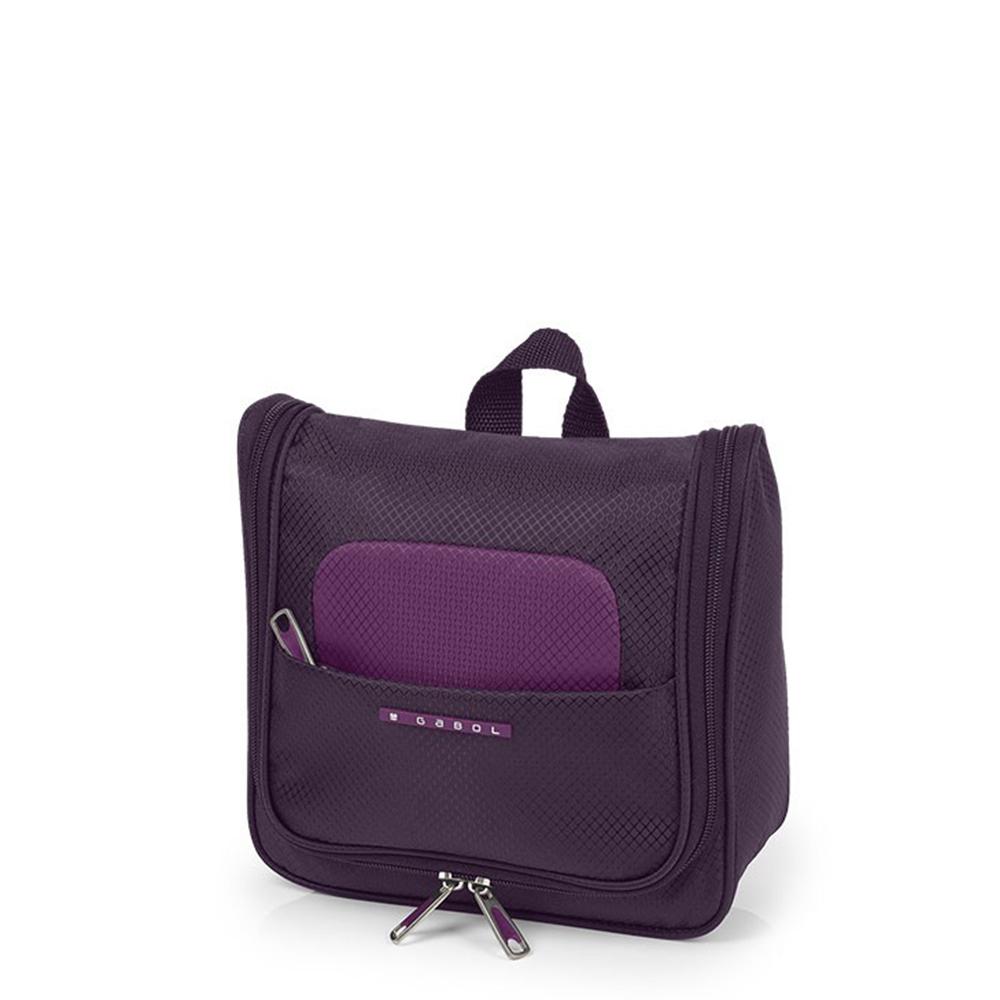 Gabol Cloud Cosmetic Bag Purple