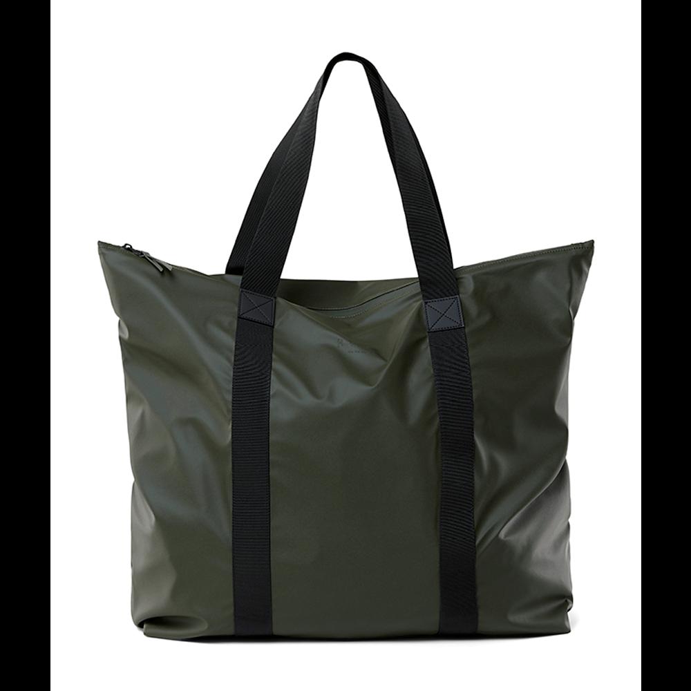 Rains Original Tote Bag Schoudertas Green