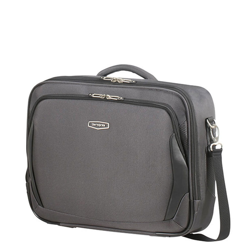 Samsonite X-Blade 4.0 Laptop Shoulder Bag 15.6 Grey/Black