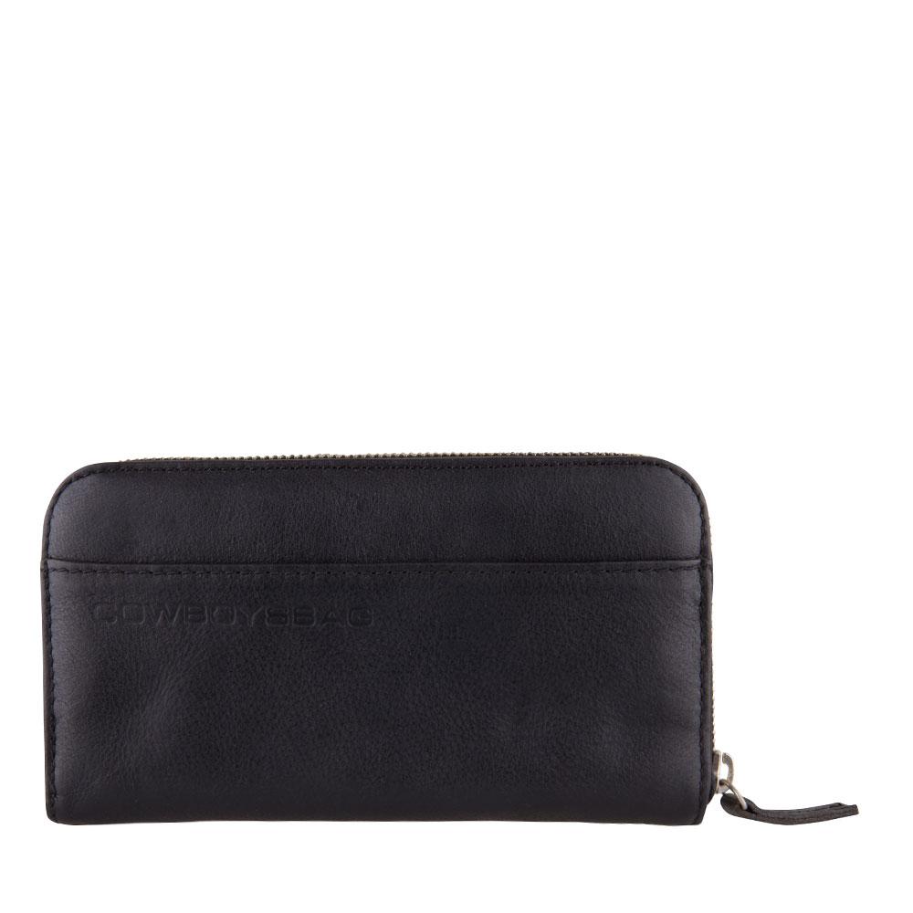 Cowboysbag The Purse Portemonnee 1304 Black
