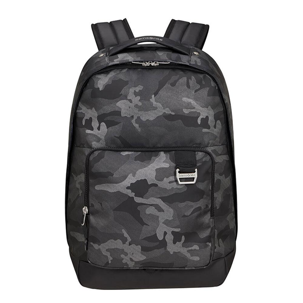 Samsonite Midtown Laptop Backpack M 15.6 Camo Grey