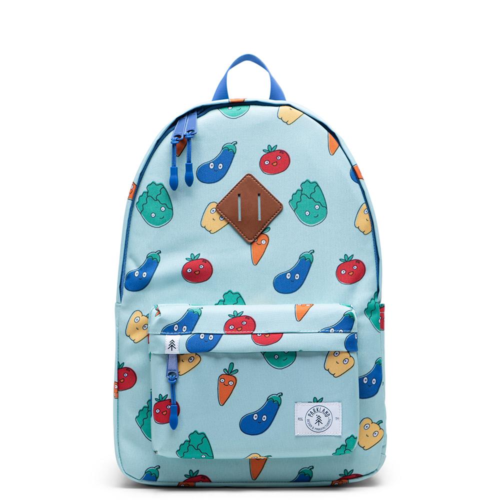 Parkland Bayside Kids Backpack Veggie