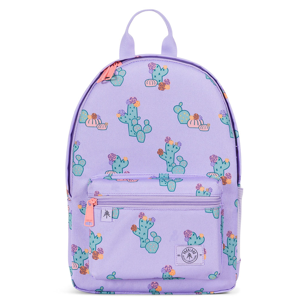 33369c627dc Parkland Edison Kids Backpack Cactus Flower