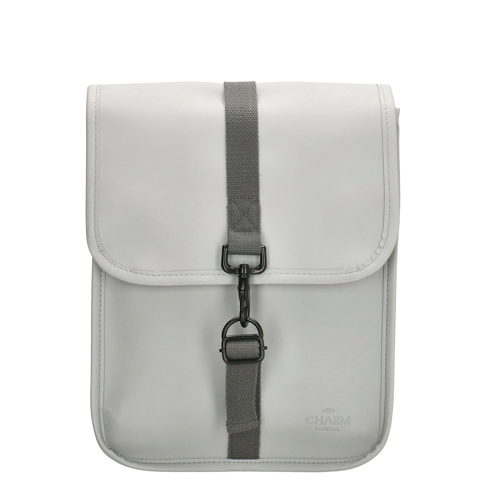 Charm London Neville Waterproof Backpack Mini Mid Grey