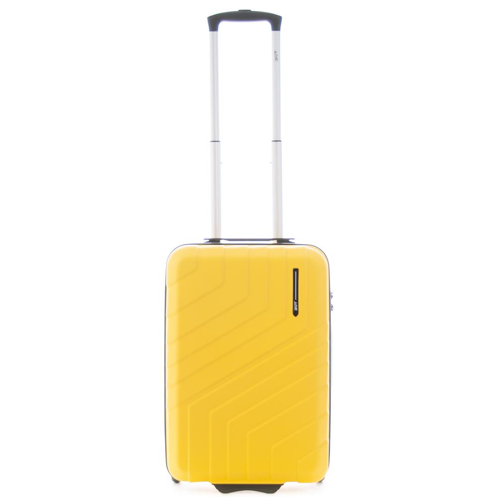 Line Brooks Handbagage Koffer Upright 55 Yellow