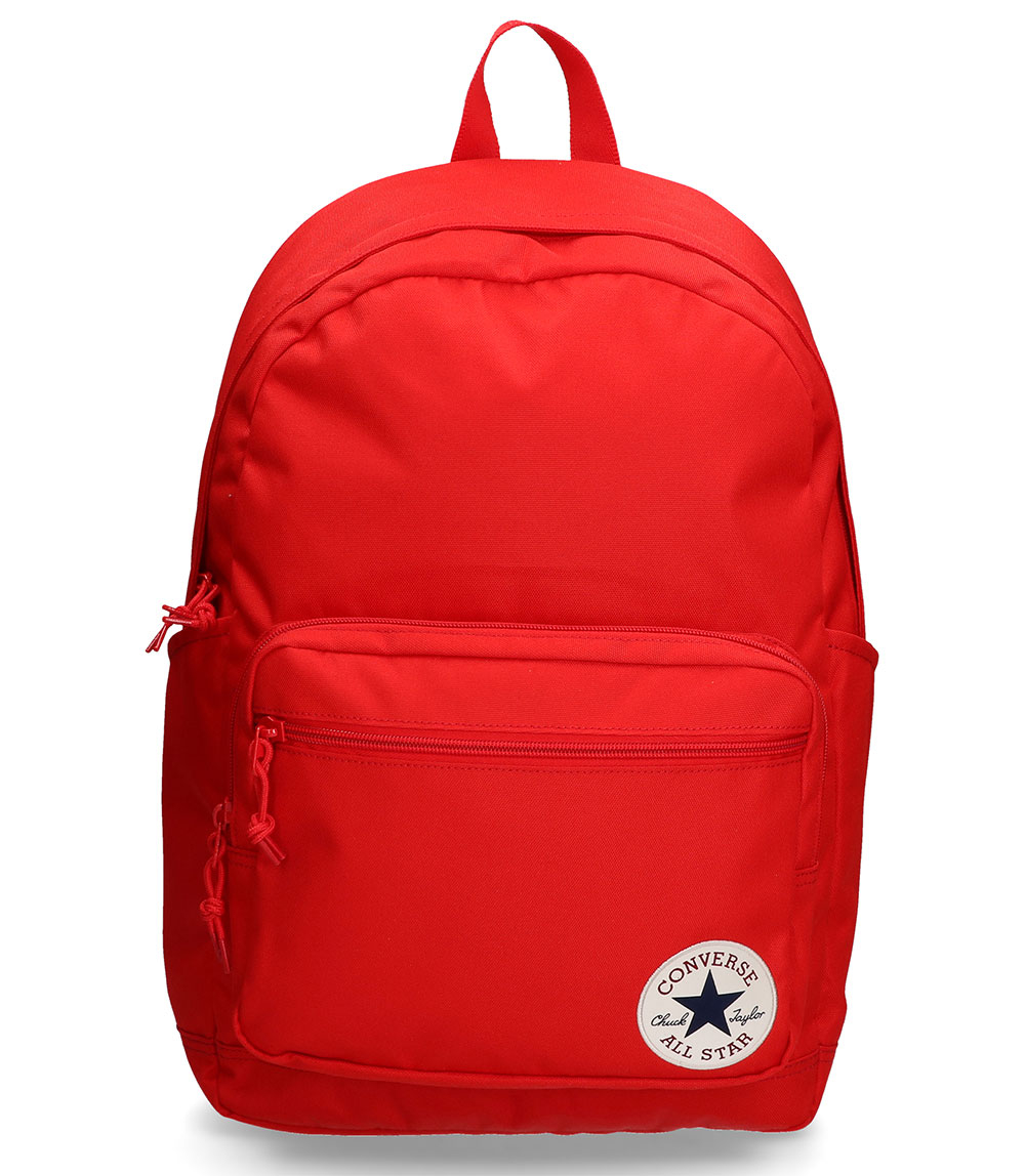 Converse Go 2 Recycled Backpack University Red