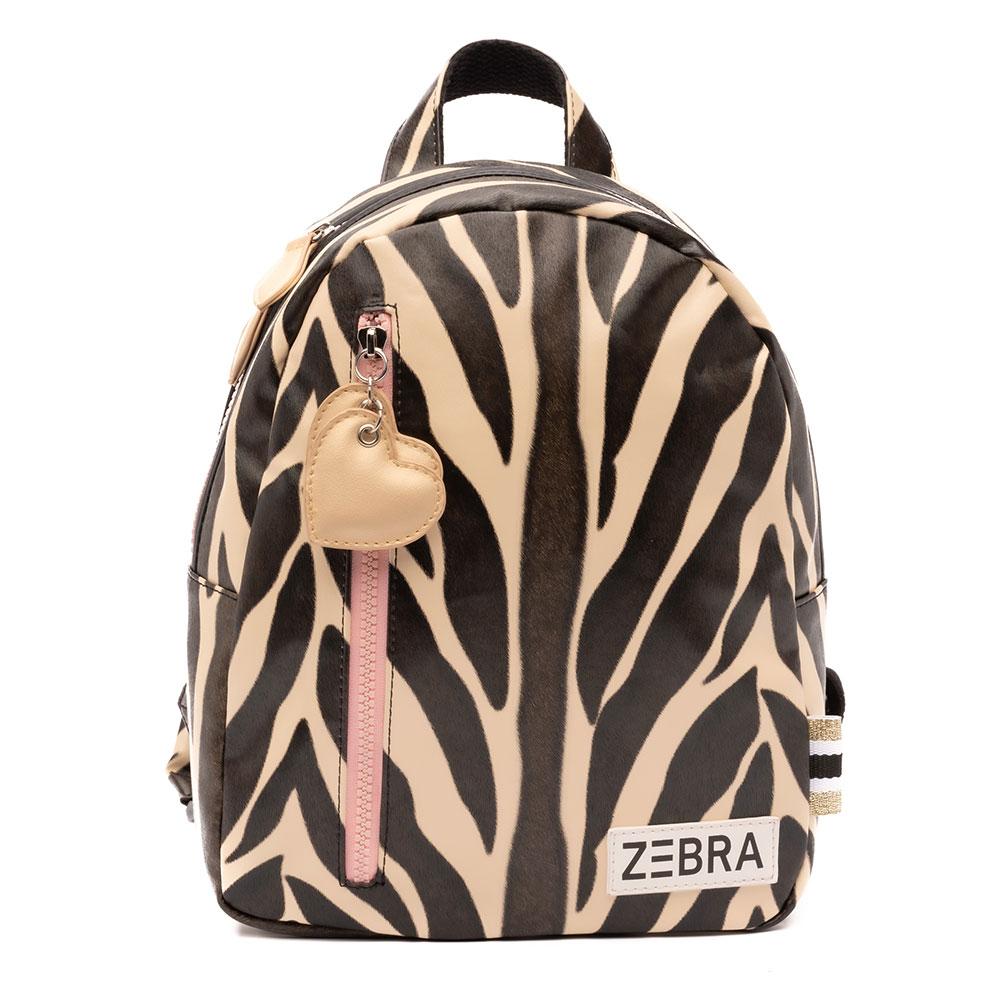 Zebra Trends Kinder Rugzak S Zebra Pink