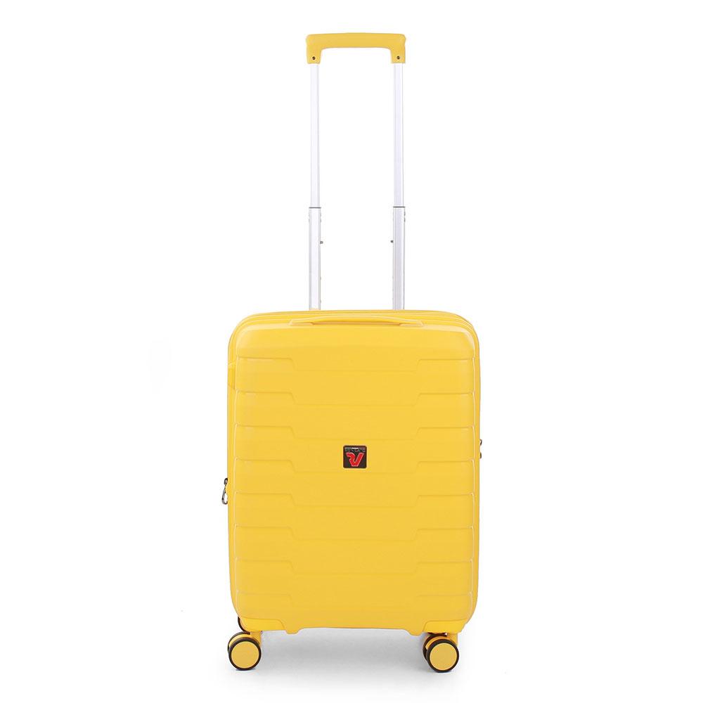 Roncato Skyline 4 Wiel Cabin Trolley 55 Expandable Limone