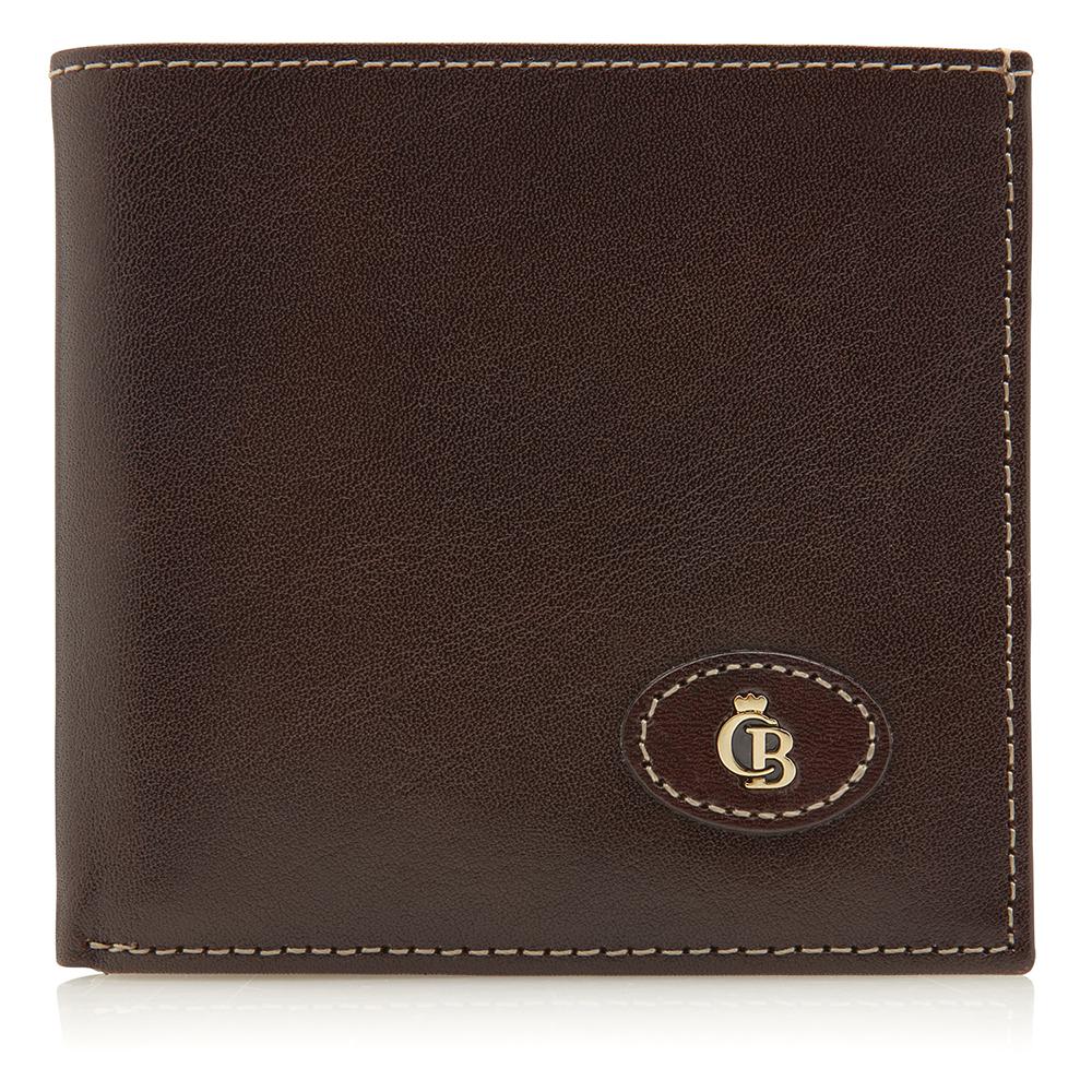 Castelijn & Beerens Gaucho Billfold Met Clic-Clac RFID Mocca - Dames portemonnees