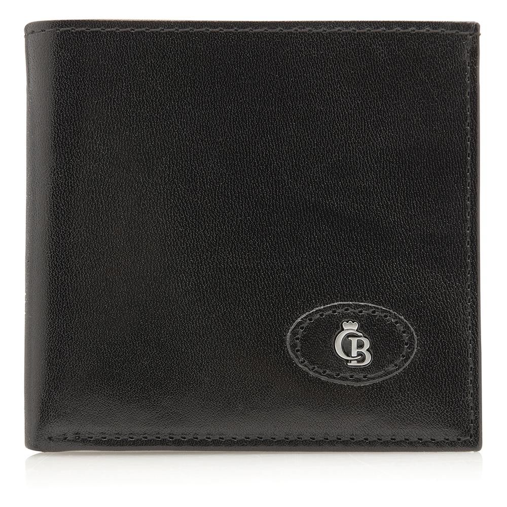 Castelijn & Beerens Gaucho Billfold Met Clic-Clac RFID Black