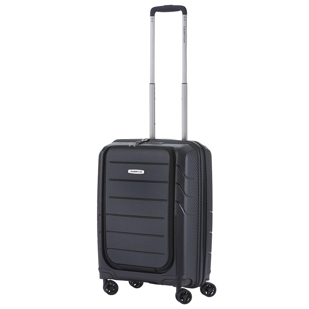 CarryOn Mobile Worker Handbagage 55 Black