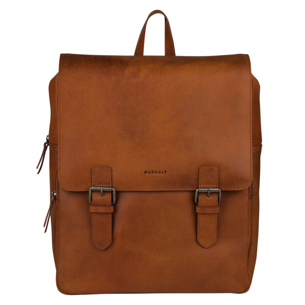 a3929e36e15 Burkely On The Move Backpack Cognac 529022