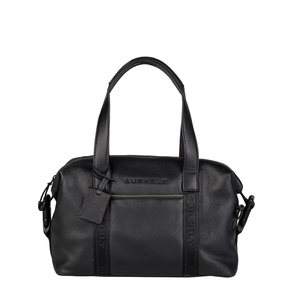 Burkely Rebel Reese Handbag S Black