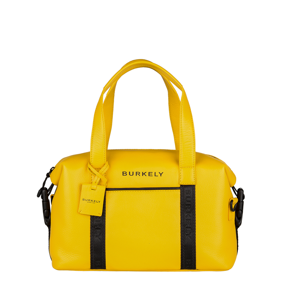 Burkely Rebel Reese Handbag S Yellow