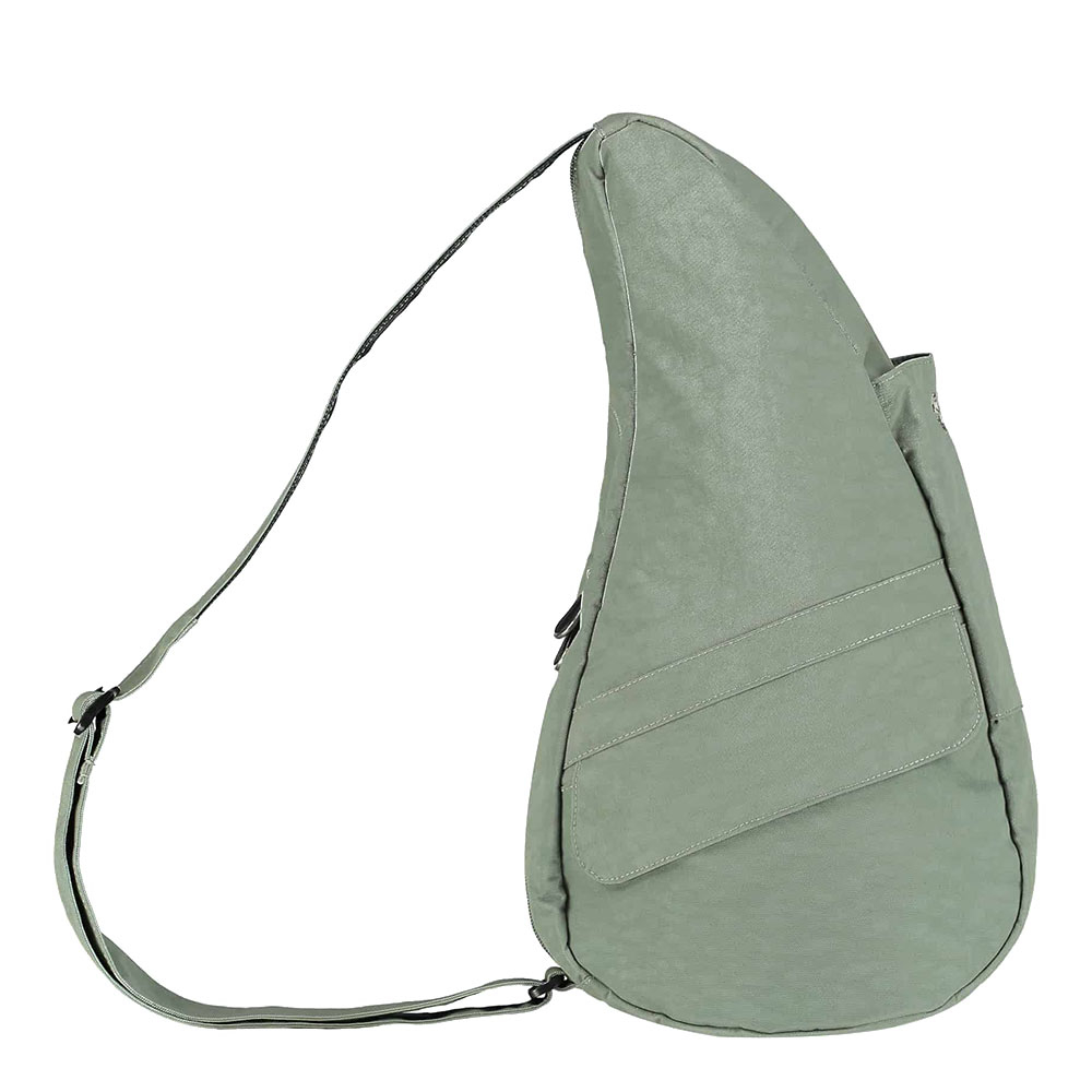 The Healthy Back Bag The Classic Collection Textured Nylon S Sage