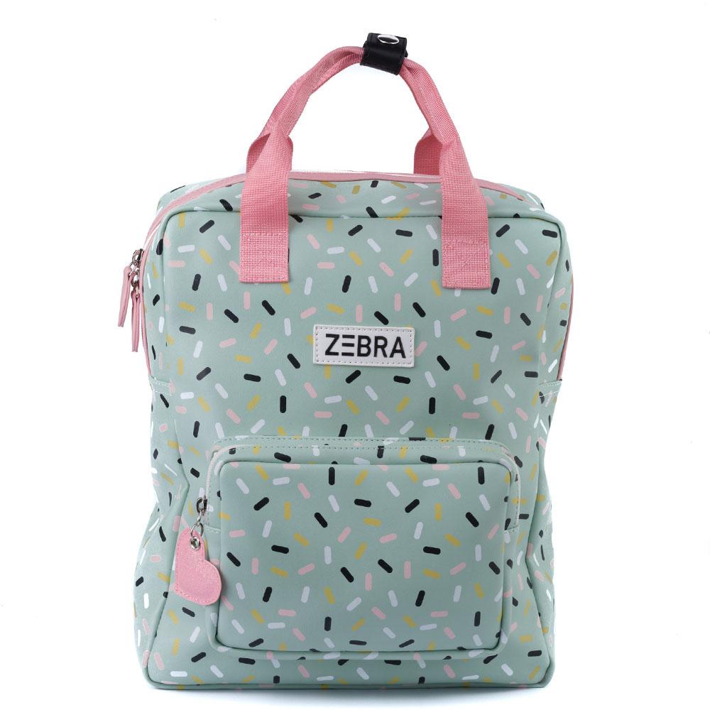 4c9d4082e4c Zebra Trends Kinder Rugzak L Sprinkles