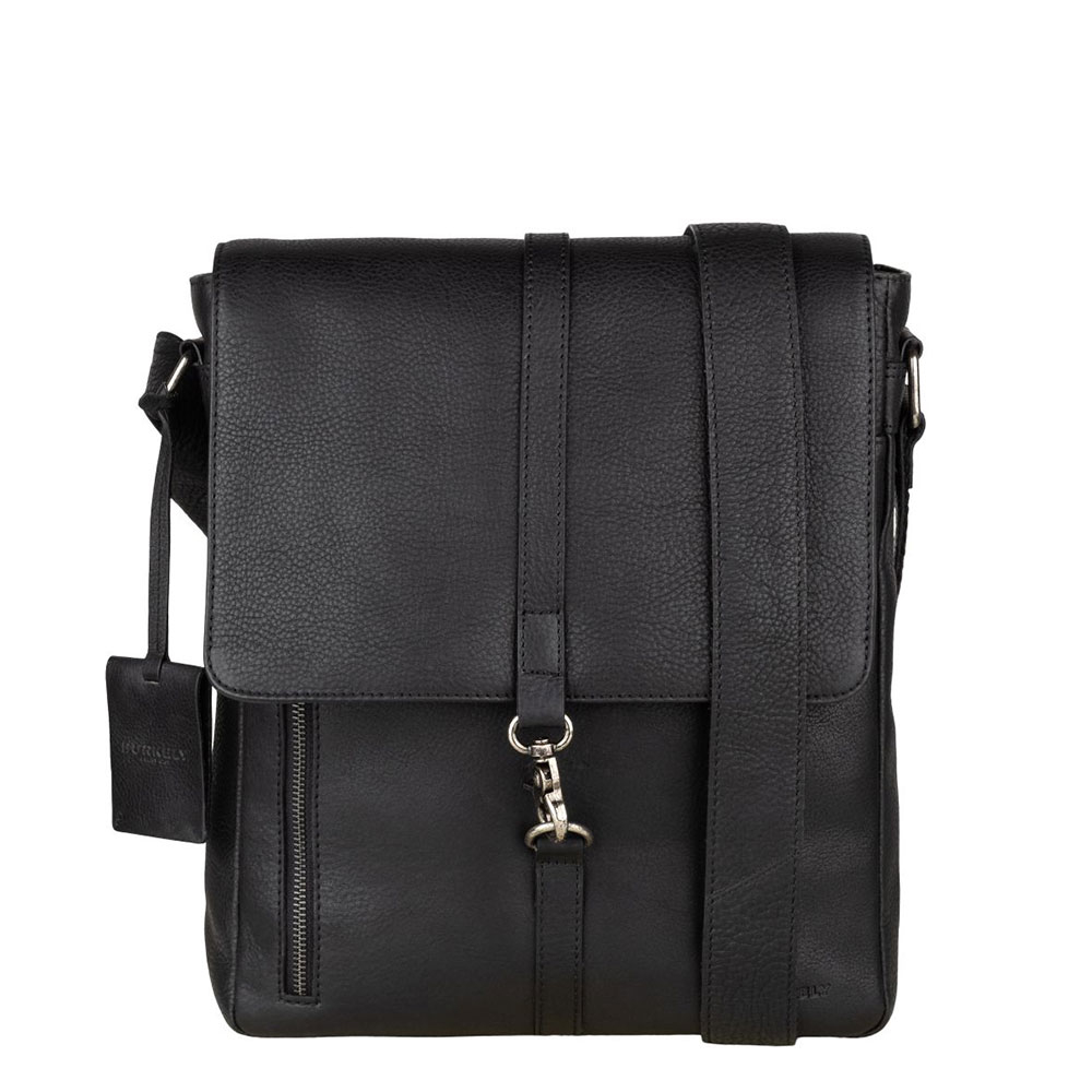 Burkely Antique Avery Crossover Messenger M Black