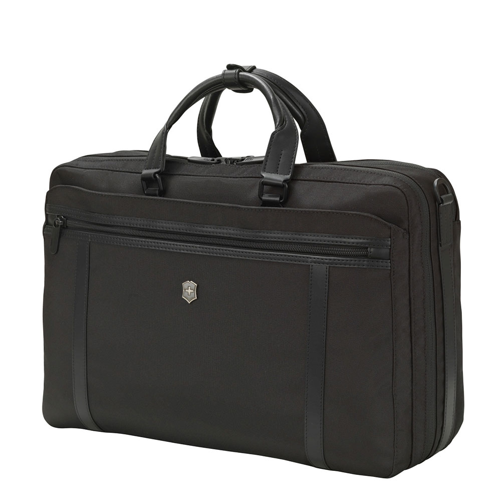 Victorinox Werks Professional 2.0 2-Way Carry Laptop Bag Black