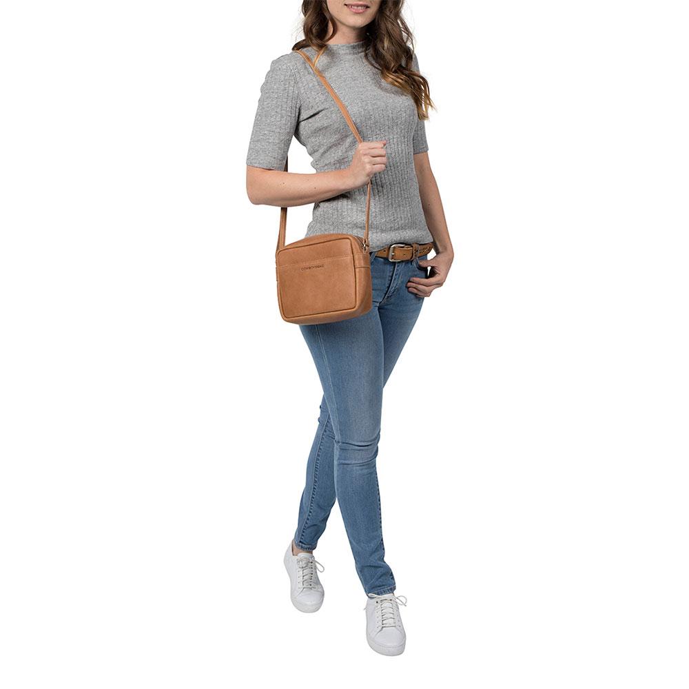 Cowboysbag Bag Woodbine Schoudertas Camel