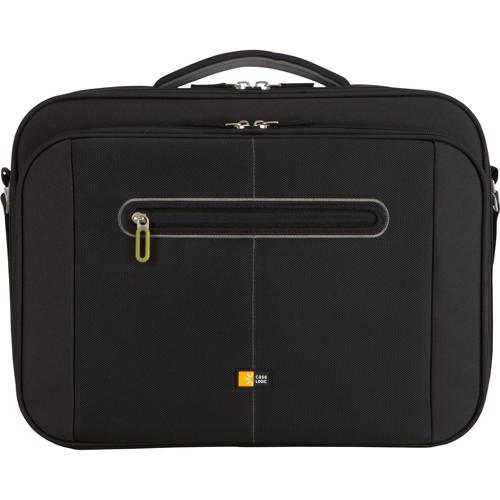 Case Logic PNC218 18 Laptop Briefcase Black - Laptoptassen