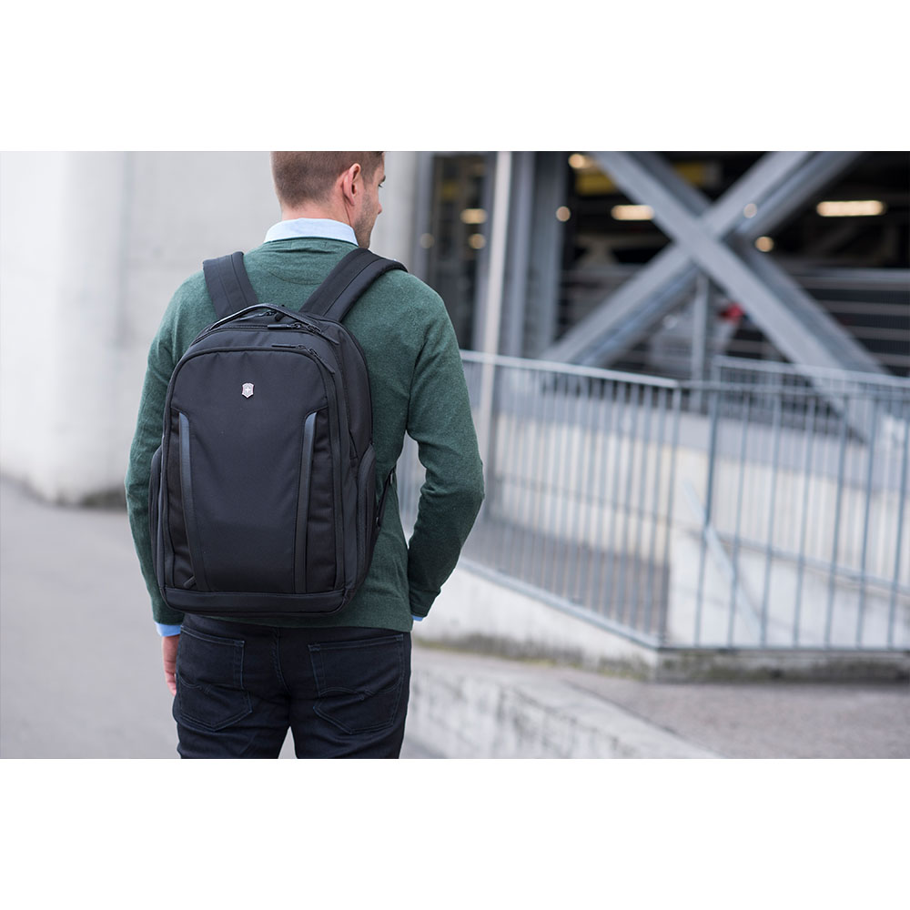 141130495 Victorinox Altmont Professional Essentials Laptop Backpack Black